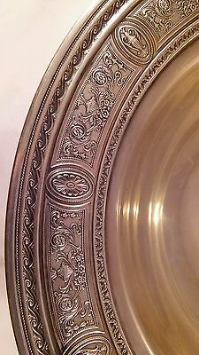 Sterling Silver Wedgwood Bowl 10 Inch Diameter 390 G