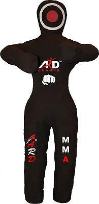 4Fit™ Brazilian Jiu Jitsu Grappling Dummy MMA Wrestling Judo Martial Arts
