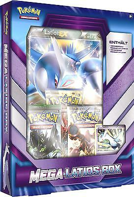 Pokémon Mega-Latios-Box