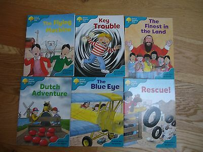 NEW OXFORD READING TREE STAGE 9 MORE STORIES A  x 6 BOOKS CHIP BIFF & KIPPER