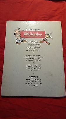 asterix la gaulois 1A65 reedition 1965 collection pilote
