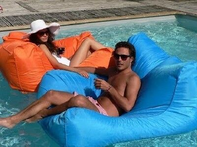 Floating Outdoor Bean Bag – Swimming Pool Day Bed Lounger Chair Sofa Indoor