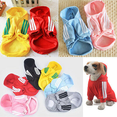 Hot Sale Dog Pet Warm Cotton Jacket Coat Hoodie Puppy Winter Clothes Pet Costume
