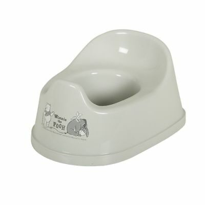 Baby Kids Toddler Contour Potty Seat Winnie The Pooh #`055111-337