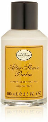 The Art Of Shaving After Shave Balm - Lemon Essential 100ml
