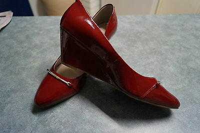 Hush Puppies Shoes - 11 - Red - As New