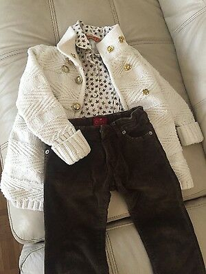 mayoral/ chipie girls outfit bundle size 5