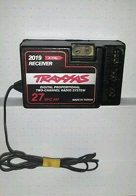 Traxxas 2019 receiver 2channel radio system