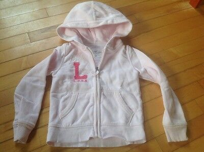 H&M girls hoodie size 4-6