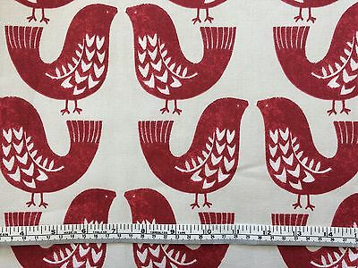 Cotton furnishing fabric wide for bags, cushions, craft