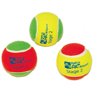 Palline Beach Tennis Set Da 3 Pezzi