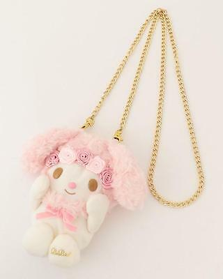 My Melody LIZ LISA Sanrio Plush Doll iPhone6 case Gift For Her kawaii From Japan
