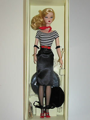 2008 Gold Label Silkstone BFMC THE ARTIST Barbie doll