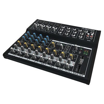 Mackie Mix12FX - 12 Channel Audio Mixer with FX