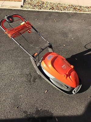 Flymo Easi glide Electric Hover Lawn Mower (barely Used)