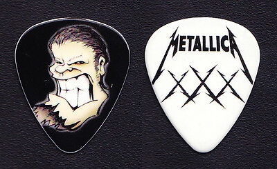 Metallica James Hetfield 30th Anniversary XXX Guitar Pick - Dunlop Reissue
