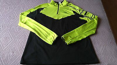 maillot manches longues cycliste homme T/XXL