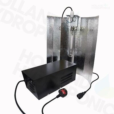 Kaizen 400w Grow Light Kit HPS Dual Spectrum Grow Lamp + Ballast + Reflector