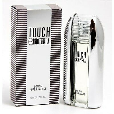 Touch Grigio Perla Lotion Apres Rasage - After Shave 75 Ml