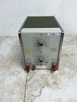 HP Model 350D Attenuator Set.