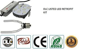 350w LED HID Replacement Retrofit Kit, Phillips Chip Meanwell DLC, UL Certified