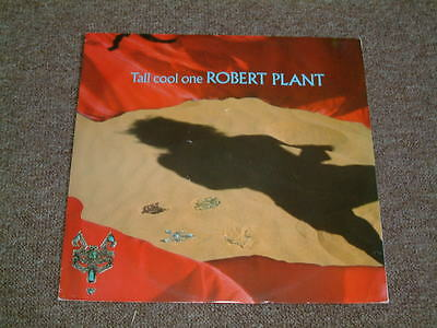 """12"""" single ROBERT PLANT - """"Tall Cool One"""" (Extended Version)"""