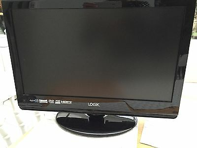 Logik 18.5 Hd Ready Lcd Tv With Integrated Dvd Player