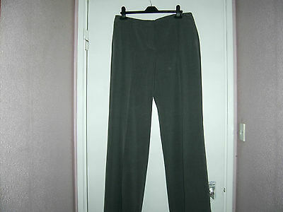 pair of smart ladies trousers in grey size 14