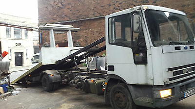 7.5E150  Iveco Recovery Truck 7.5 tonne 1992