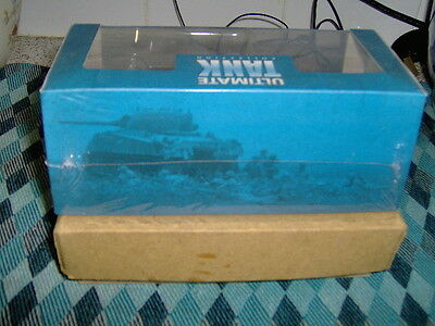 a model of a military tank,in box.plus  pluss 4 others  if req