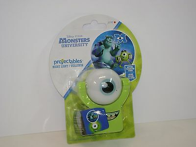 Disney Pixar Monsters University Mike & Sully Projectables LED Night Light 21747
