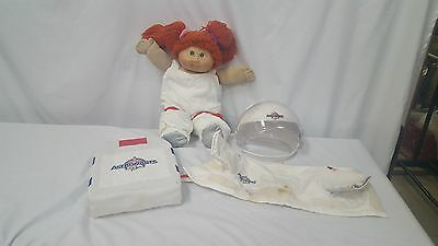 1986 Cabbage Patch Kids Young Astronaut Doll Kay Janet