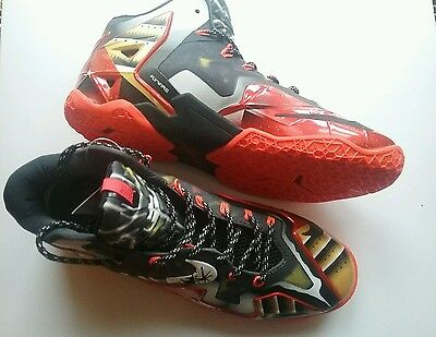 Lebron James Basketball Trainers Size 11