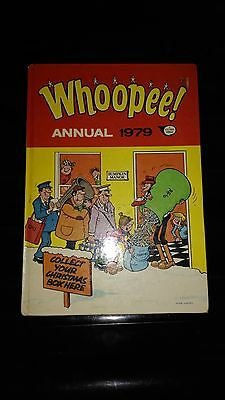 Whoopee 1979 Vintage Comic Book Annual