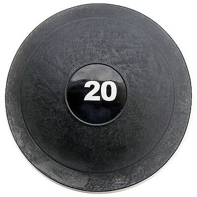 Diamond Pro Slam Ball DP 20 lbs Rubber Gym Workout Exercise Fitness Equipment