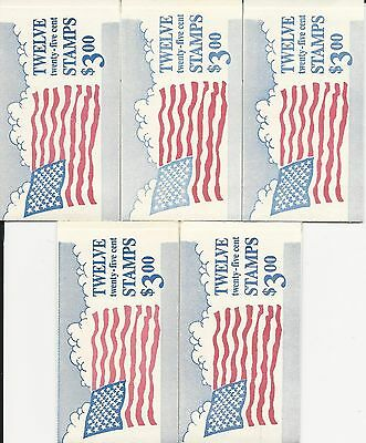 Bk161***five(5)*** Flag Nh Vf @ Face