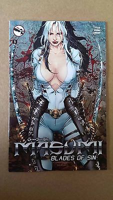 Grimm Fairy Tales Masumi Blades Of Sin #1 - Cover A