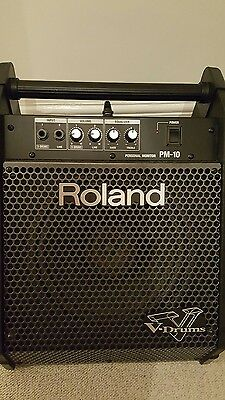 Roland PM-10 Monitor / Amplifier
