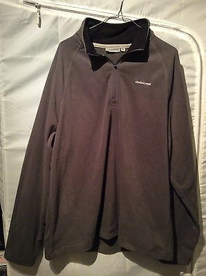 Craghoppers Fleece Xl Grey