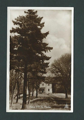 1940s Postcard - Barns Youth Hostel, By Peebles.