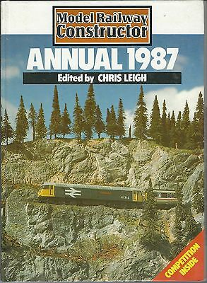 Model Railway Constructor Annual 1987