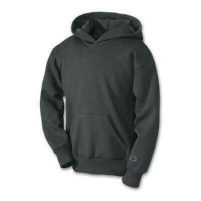 Champion Youth Double Dry Action Fleece Pullover Hoodie - Unisex- 8 COLORS- S-XL