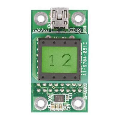 1 x NKK Switches IS01BCEF01 Alphanumeric Transflective LCD Monochrome Display