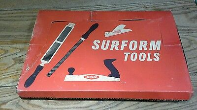 Surform Tools Set Made In England Carpenters Tools