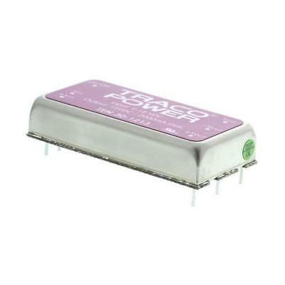 1 x TRACOPOWER Isolated DC-DC Converter TEN 30-1213, Vin 9-18V dc, Vout 15V dc