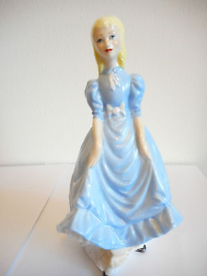 Royal Worcester Figure 'coquette'