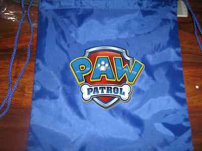 Paw Patrol Super Cute Swimming / PE Bags - 10 designs - Personalise for FREE