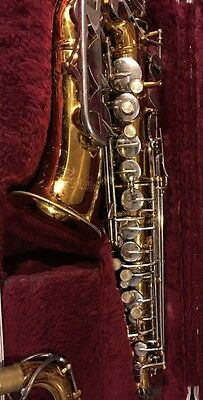 used CONN 20M SAXOPHONE With CASE