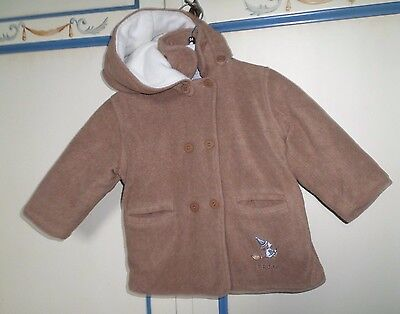Giacca  Cappotto  Tg 12 Mesi Bambino Brums