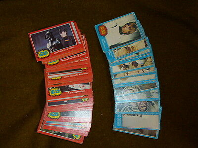 Original Topps Star Wars Trading Cards
